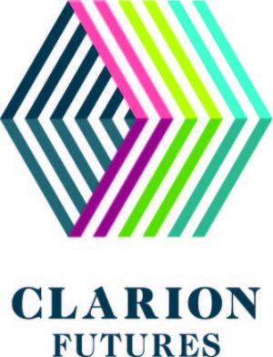 CLARION Futures logo CMYK
