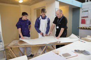 Traineeships and pre-apprenticeship - child page - HERO image