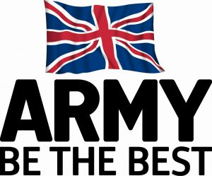 British Army Be The Best logo