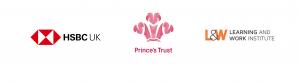 HSBC Princes trust logos
